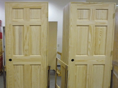 solid pine interior doors give your home a makeover with this set of 8 unfinished solid wood damdeyo