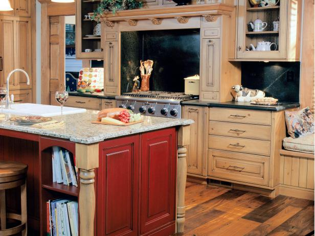 staining kitchen cabinets traditional neutral kitchen with red kitchen island mwarhzo
