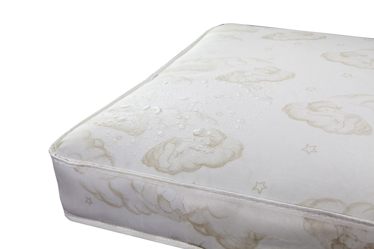 toddler bed with mattress amazon.com : dream on me spring crib and toddler bed mattress, twilight : ivkeyta