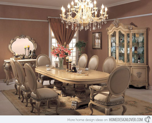 traditional dining room sets ... traditional dining room tables kzqbggy