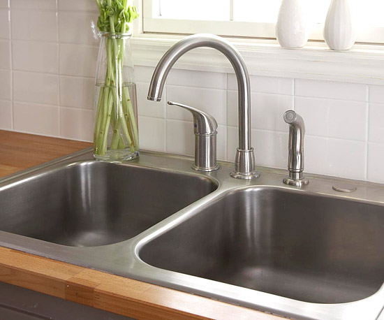 ultimate guide to kitchen sinks and faucets xqsufcl