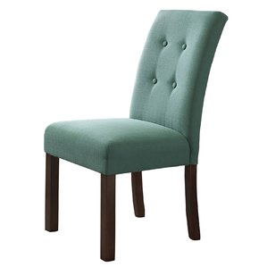 upholstered dining chairs oconnor upholstered parsons chair (set of 2) rtereed