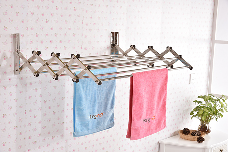 wall mounted clothes drying rack wall-mounted-clothes-drying-rack nyxqlew