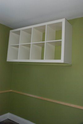 wall mounted cube shelves how to wall mount expedit. storage for school supplies. this way the kids hrkvgxy