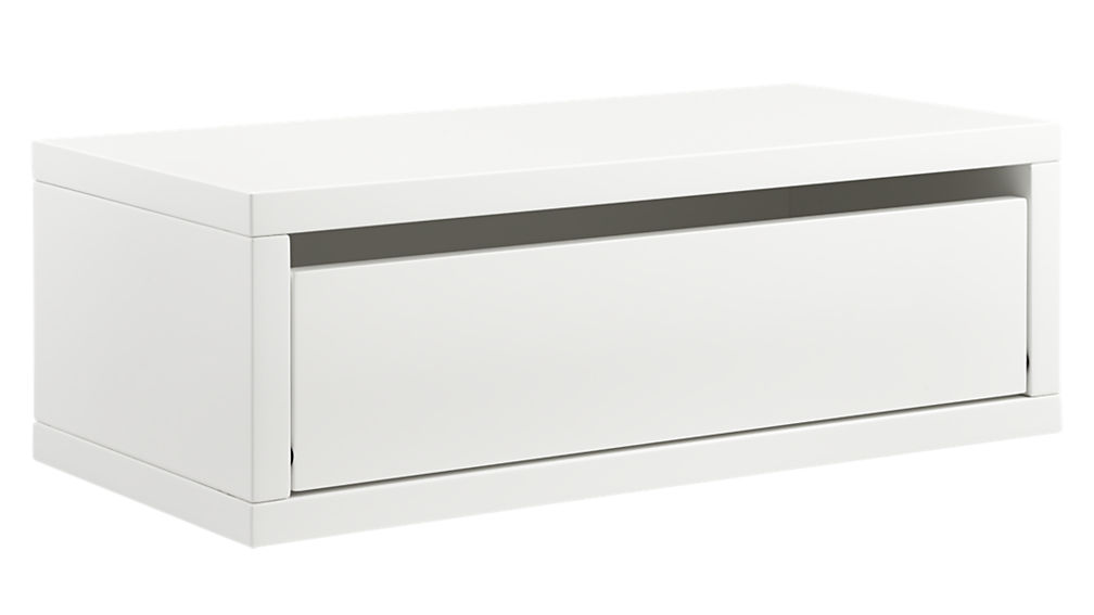 wall mounted storage shelves ... slice white wall mounted storage shelf ... edyafml