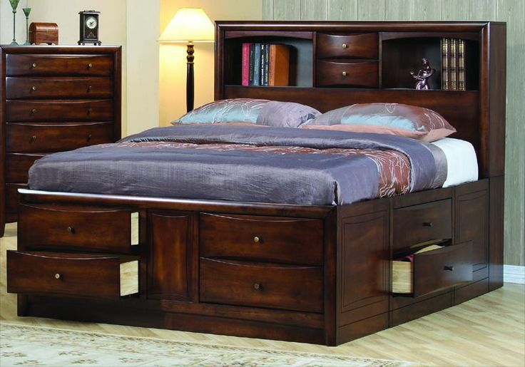 wooden king size bed frame king size bed with storage wiovicf