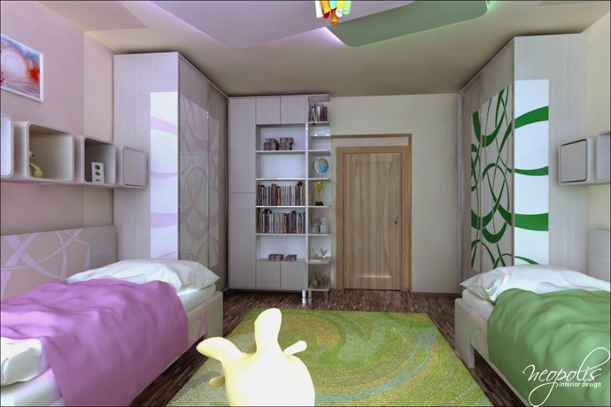 Amazing ... impressive childrens bedroom designs children room  architectureartdesigns 9 ... ztmrutm