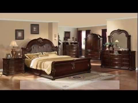 Amazing solid wood bedroom furniture solid wood bedroom sets - best bedroom furniture - youtube tjjgttq