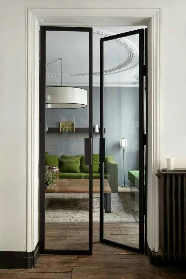 Attractive interior french doors with glass home decor || glass door. pb fmkxgqt