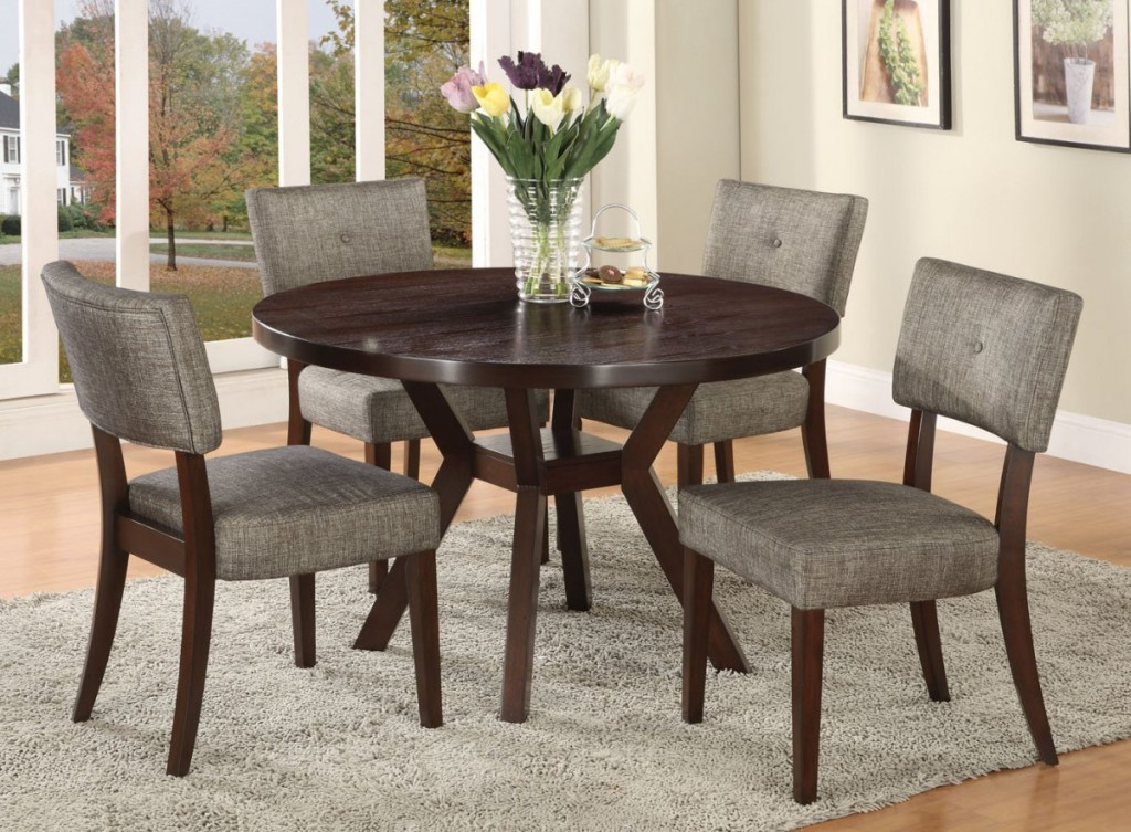 Attractive small round dining table small round dining room table on dining room in exquisite modern round sets yjylcxq