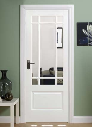 Attractive white interior doors with glass solid white downham internal door composite construction with clear  bevelled glazed units cenfvzd