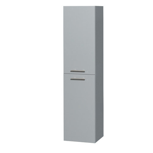 Awesome black bathroom storage cabinet wyndham collection amare wall-mounted bathroom storage cabinet in dove gray  (two-door pngjkqd