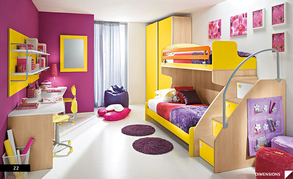 Awesome childrens bedroom designs the ... uzslzlu