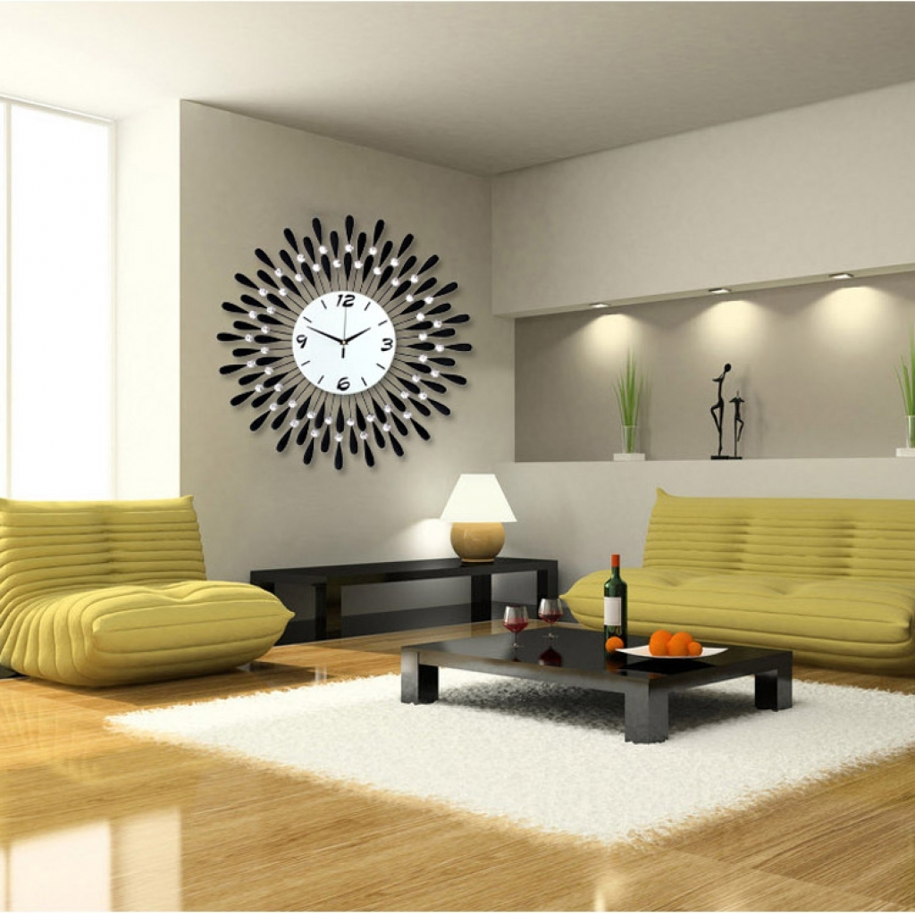 Why you should invest in decorative wall clocks for living room