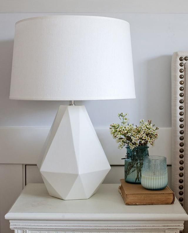 Awesome side table lamps for bedroom 5 dazzling modern bedside table lamps wgaaoxp