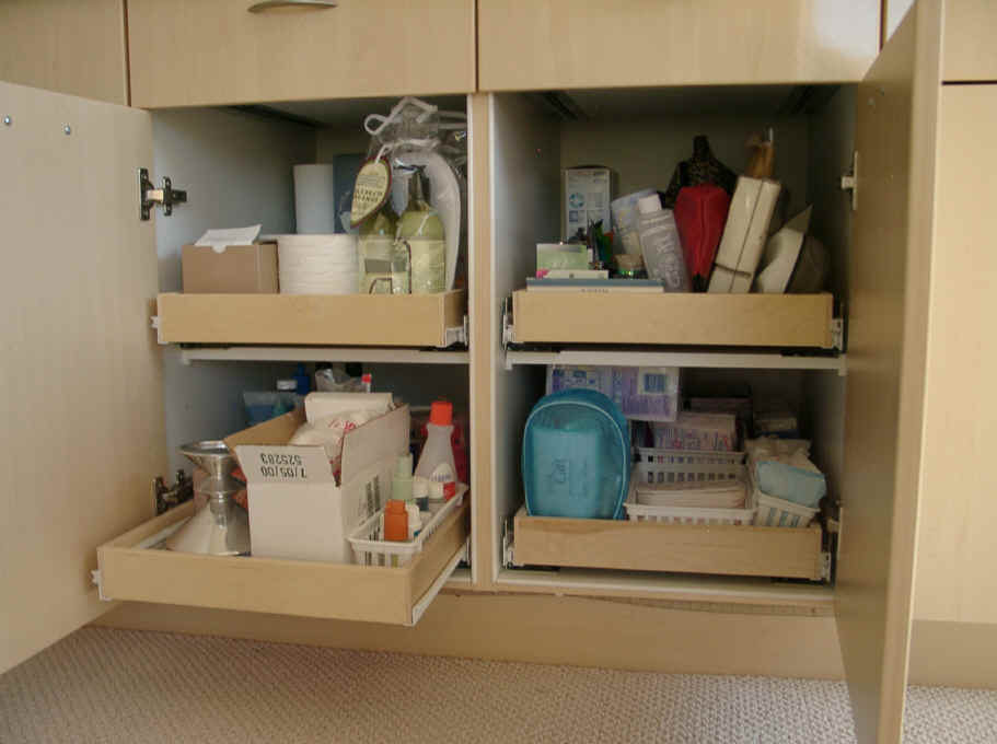 Beautiful bathroom cabinets and storage ... bathroom storage solutions roll-out shelf pictures do-it-yourself and  save from a jipsbxw