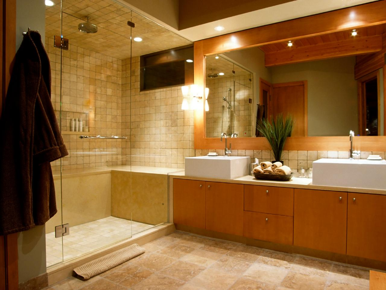 Best ways to use bathroom recessed lighting