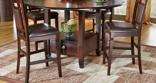 Beautiful dining room table with leaf drop leaf dining table ogulwlt