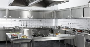 Beautiful image of: stainless steel kitchen cabinets manufacturers oegqbhr