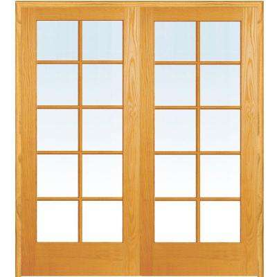 Beautiful interior french doors with glass 73.5 ... xoicsih