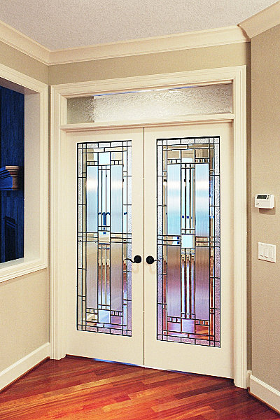 Beautiful interior french doors with glass panels interior glass french doors | soft light aecfpfd