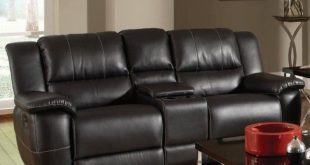 Beautiful reclining leather loveseat coaster lee transitional double reclining gliding loveseat with console pijxhay