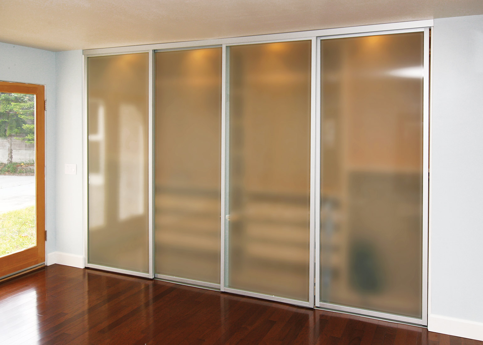Beautiful sliding glass closet doors sliding closet doors frosted glass ztgowlp