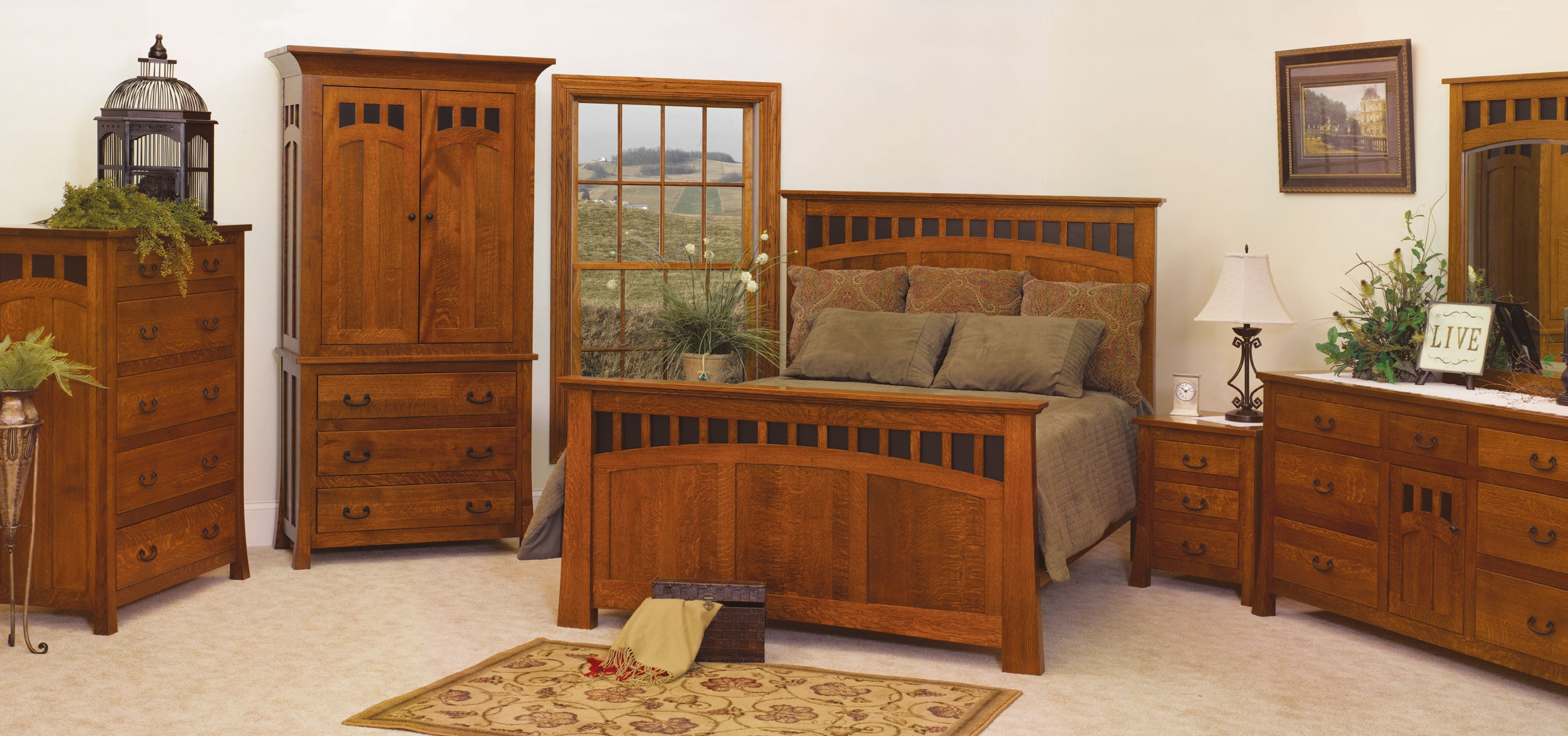 Beautiful stunning mission style bedroom furniture photos amazing home . mission ... xzkbhrk