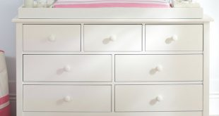 Beautiful white dresser changing table ... vyzagff