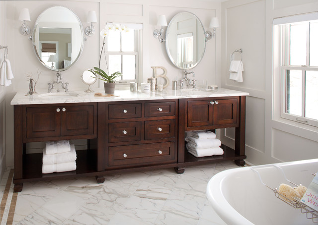 3 furniture items to transform into bathroom furniture vanities