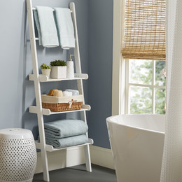 Best bathroom storage furniture free standing bathroom shelving owattlf