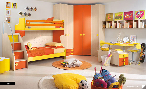Best childrens bedroom designs furniture maker: columbini zljvezs
