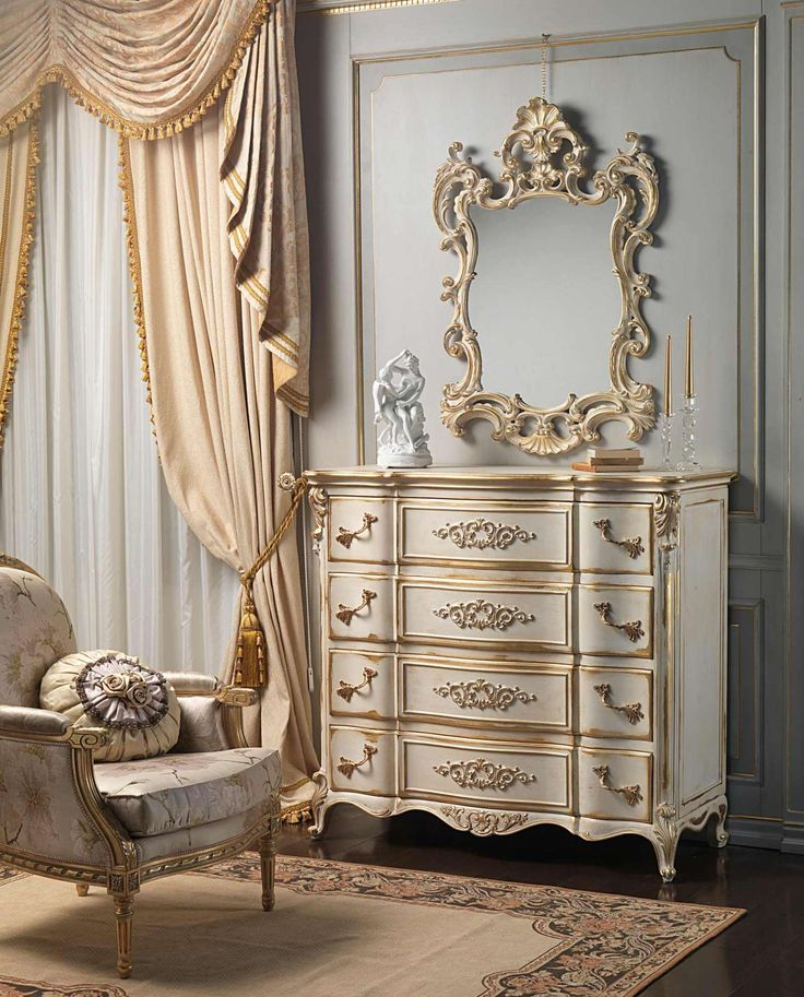 Best classic bedroom furniture louis xvi white and gold classic bedroom | vimercati classic furniture  handmade upzrxiq