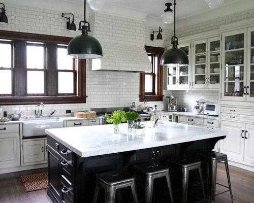 Best high end kitchen cabinets traditional kitchen idea in chicago with glass-front cabinets, stainless  steel appliances, a vshrbqj