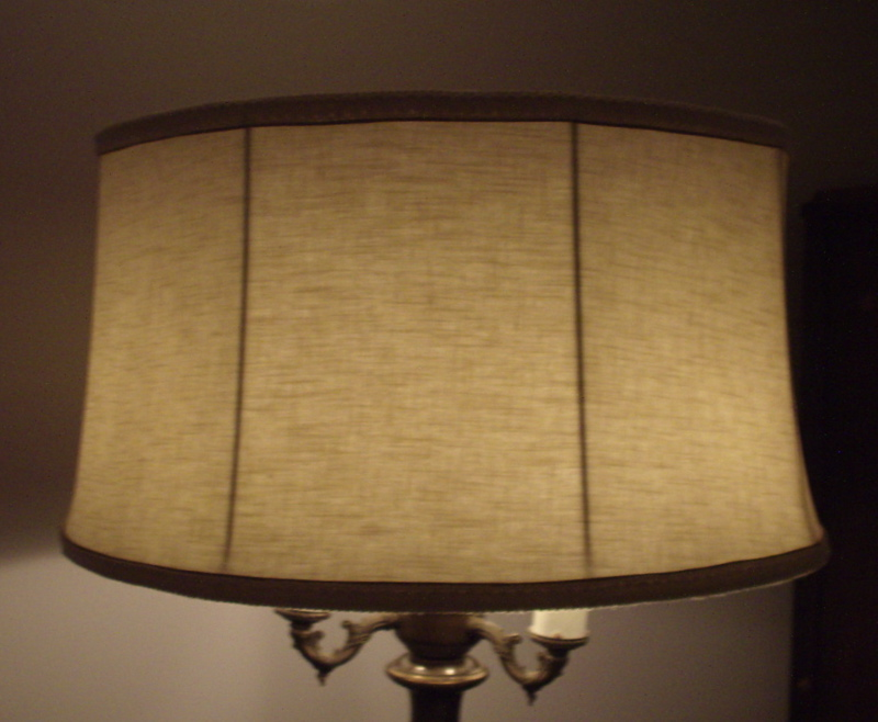 Best lamp shades for floor lamps image of: large lamp shade reqzicu