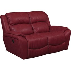 Best leather reclining loveseat shop this collection uounaxw