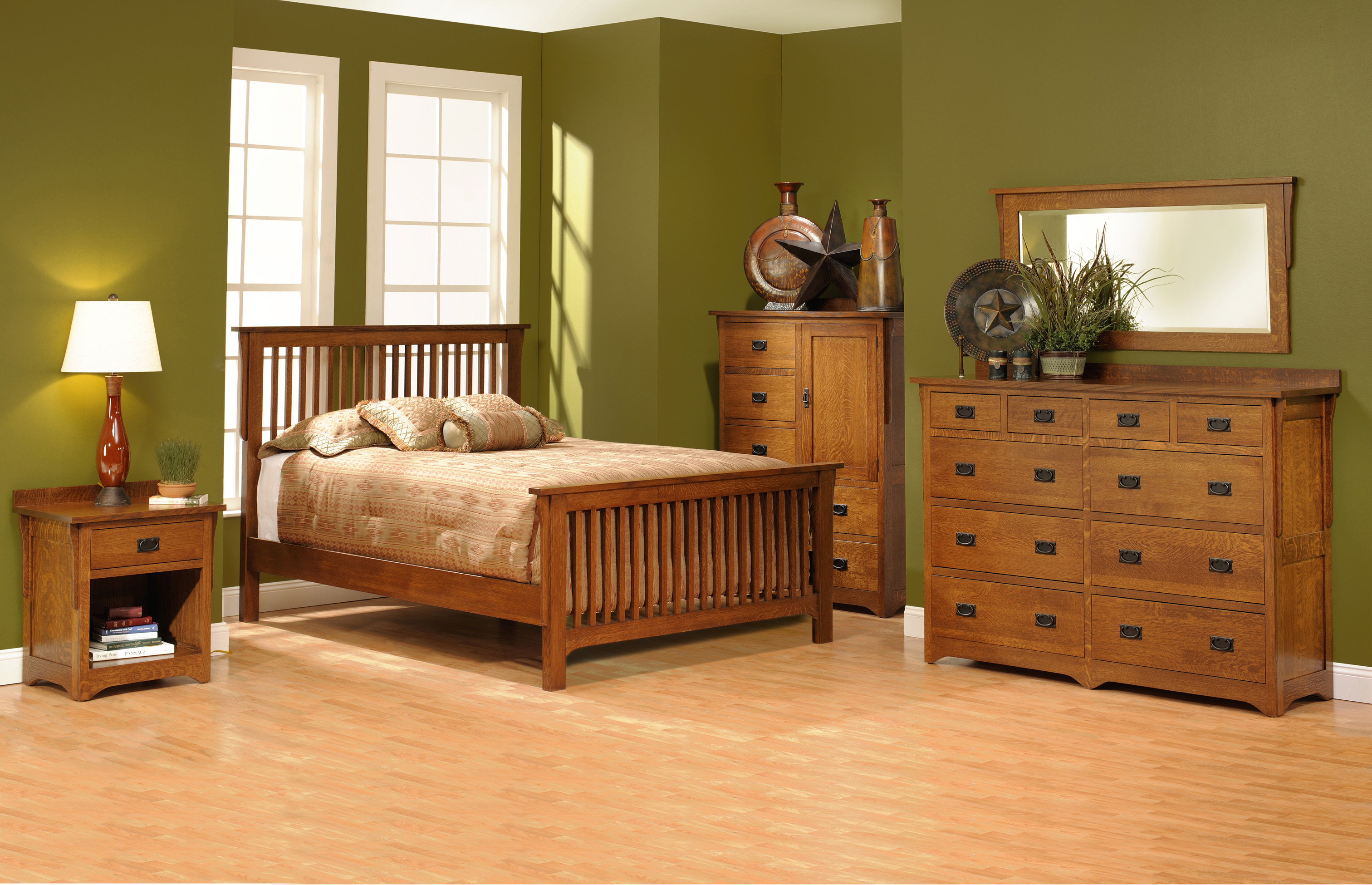 Deciding on mission style bedroom furniture – pros pros and pros