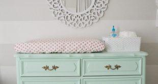 Chic baby dresser with changing table 8. minty magics. gpsfnlc