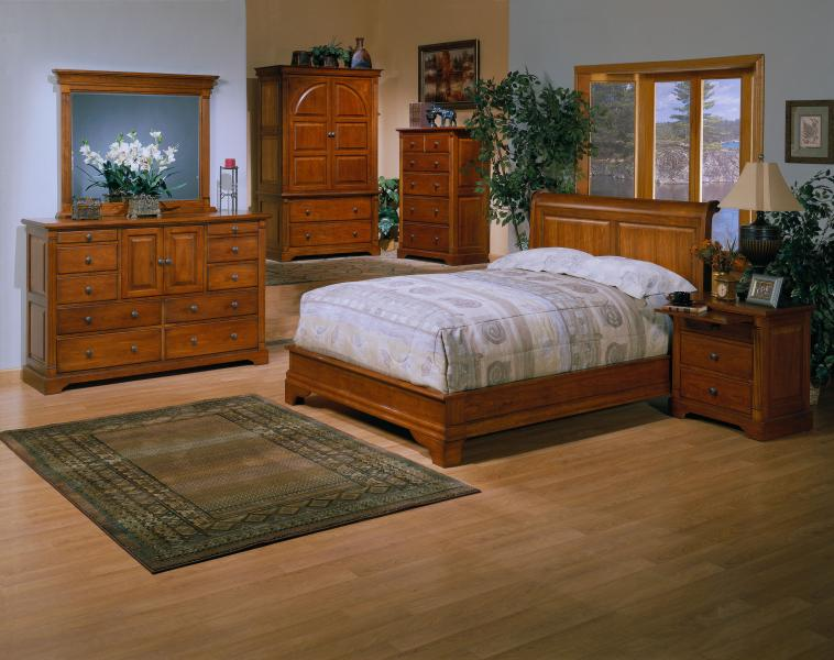 Chic cherry bedroom furniture americana chery collection bedroom furniture. zndfhgx