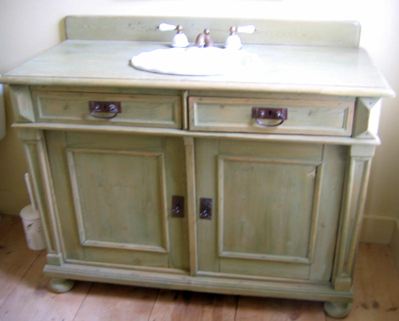 Chic country bathroom vanities image of: country vanities for the bathroom mjgehus