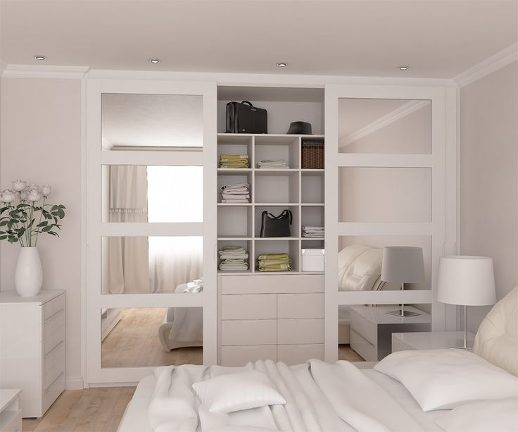 Chic fitted wardrobes sliding doors create a new look for your room with these closet door ideas xmuvese