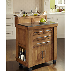 Chic furniture wooden kitchen alluring kitchen carts and islands iiasfsy