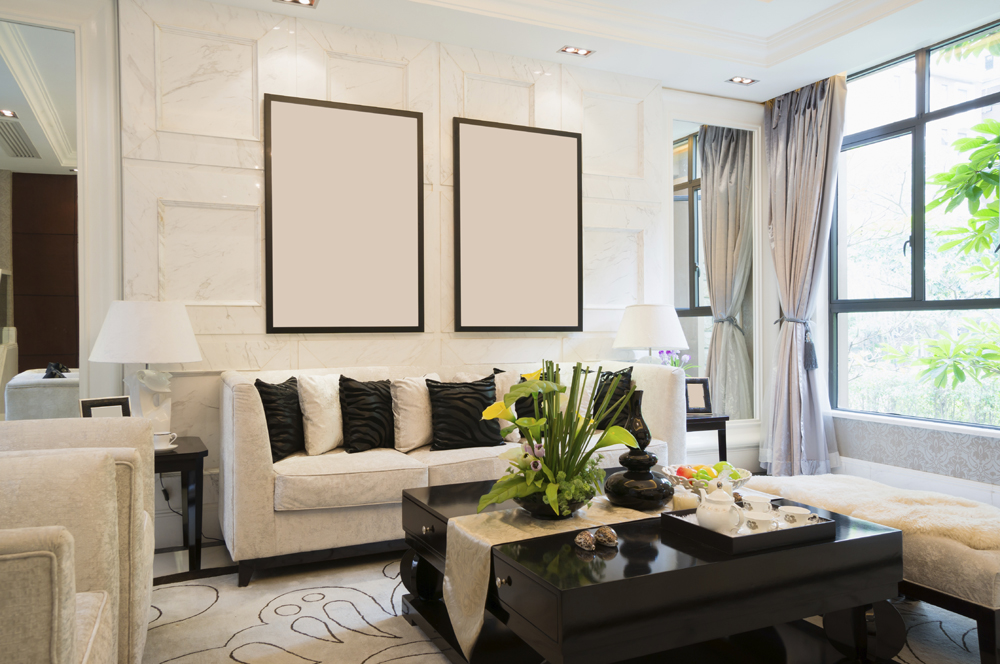 Tips for living room decoration