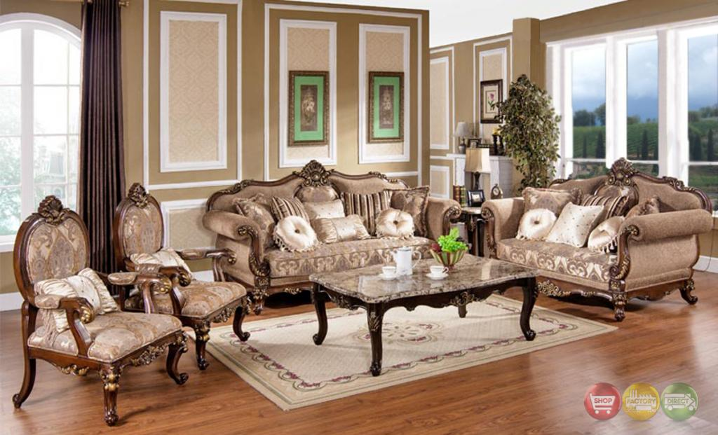 Chic traditional living room furniture hd-386 wfucvyz