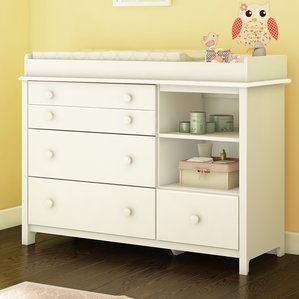 Collection changing table with drawers little smileys 4 drawer dresser combo lrzgplx