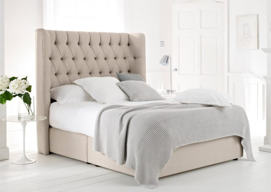 Collection king size bed with mattress ... large size of bed frames:king size platform bed frame oak headboard sjhdwgm