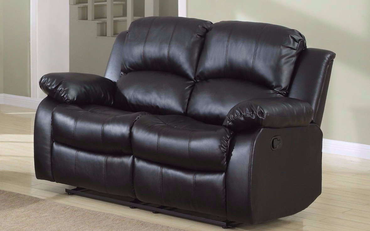 Picking out fabulous leather reclining loveseat