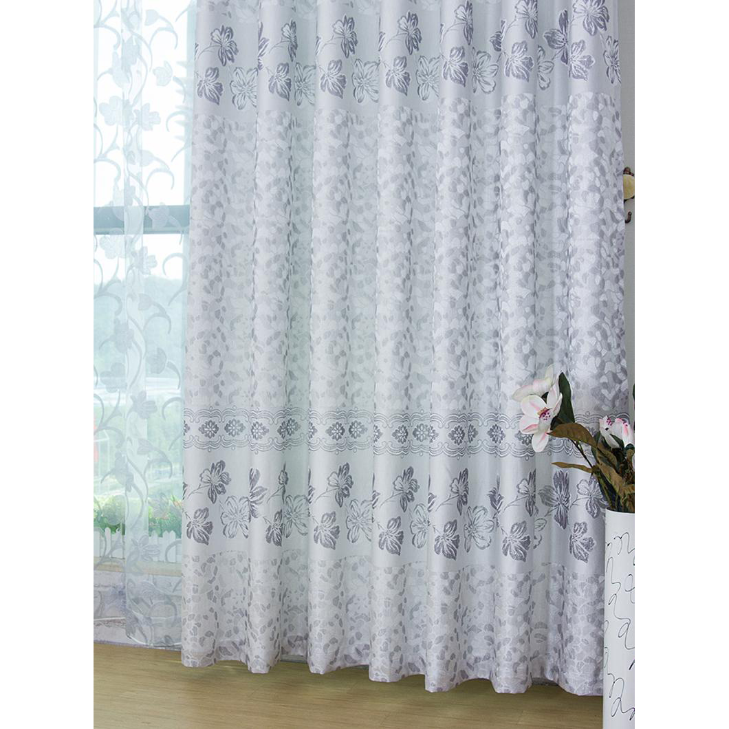 Collection of ... floral and geometric patterns light blue blackout curtains ... pdrdyvt