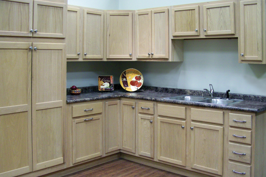 Collection of unfinished kitchen cabinets unfinished oak dpsxzee