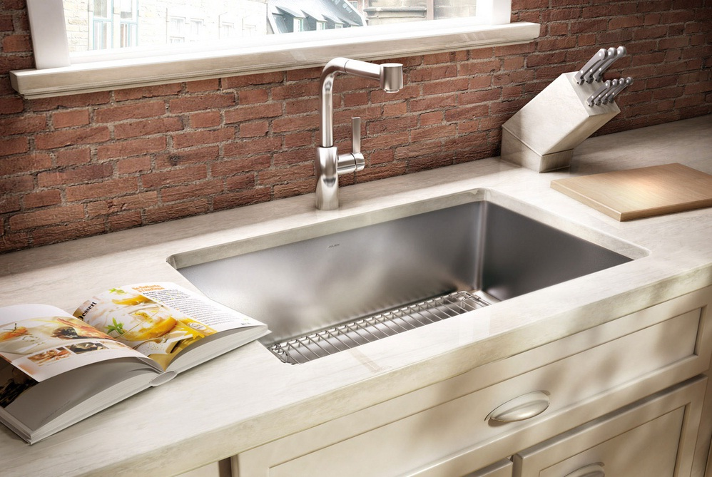 Collection undermount stainless steel kitchen sink ... undercounter kitchen sink swanstone quartz composite sinks with stainless  steel and xoifibp